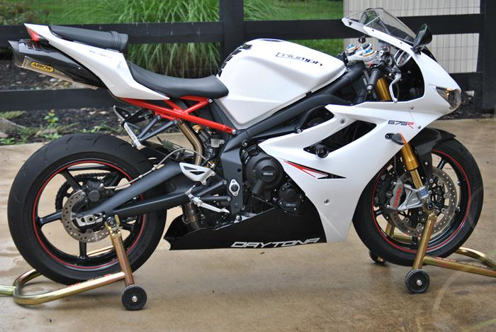 2012 Triumph Daytona 675r For Sale In Walton Ky Gp Motor Sales