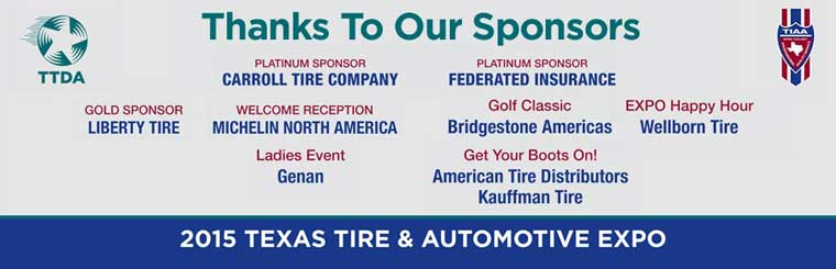 2015 Texas Tire & Automotive Expo