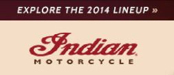 2014 Indian Motorcycle Models