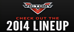 2014 Victory Motorcycles