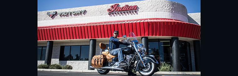 INDIAN VICTORY MOTORCYCLES OF SCOTTSDALE