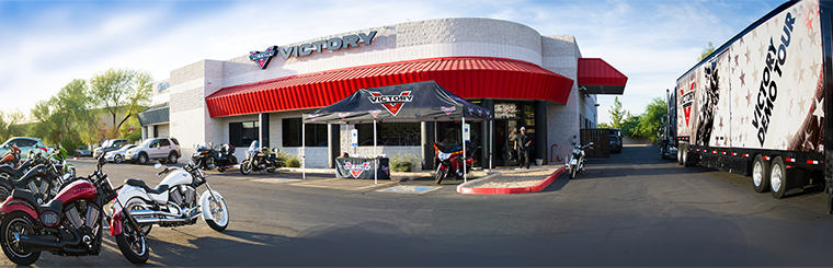 Indian & Victory Motorcycles of Scottsdale