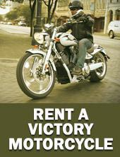 Rent a Victory Motorcycle