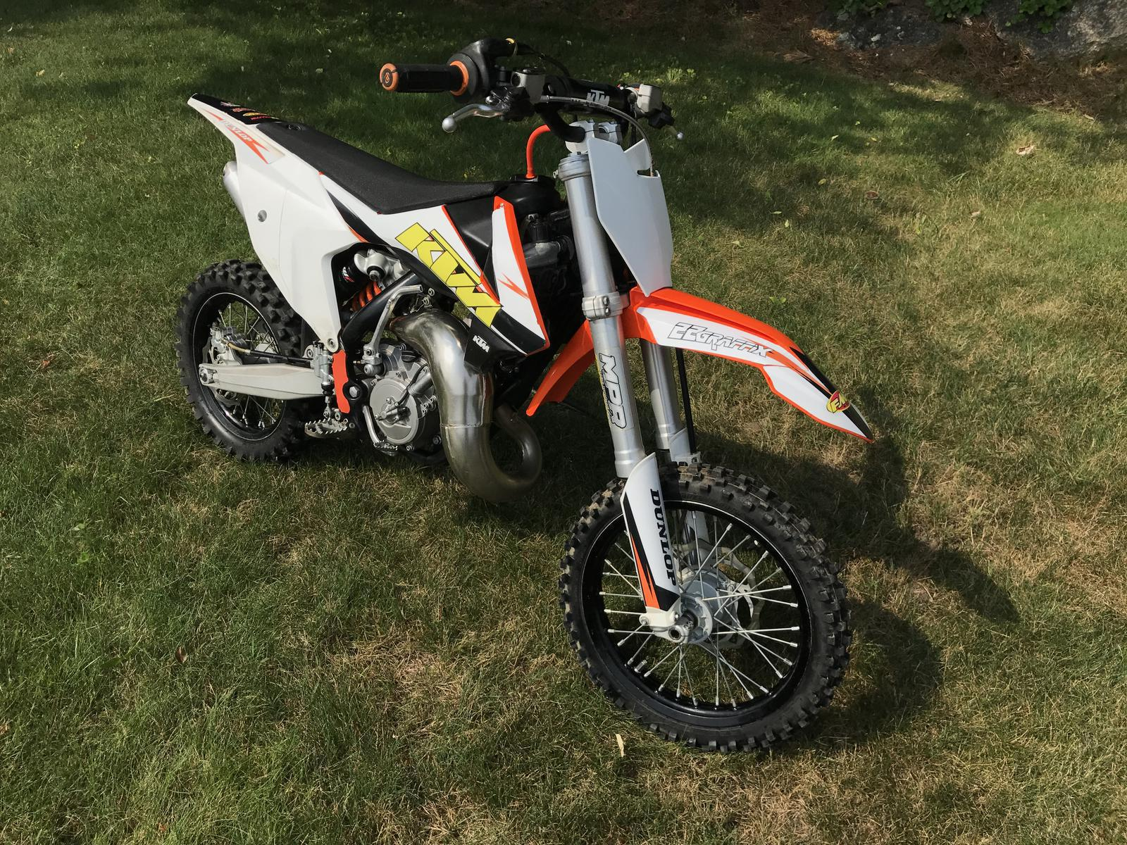 2016 ktm 65 sx for sale in plymouth, ma | pilgrim power sports
