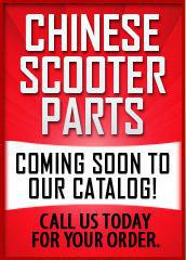 Looking for Chinese scooter parts? Click here to contact us!
