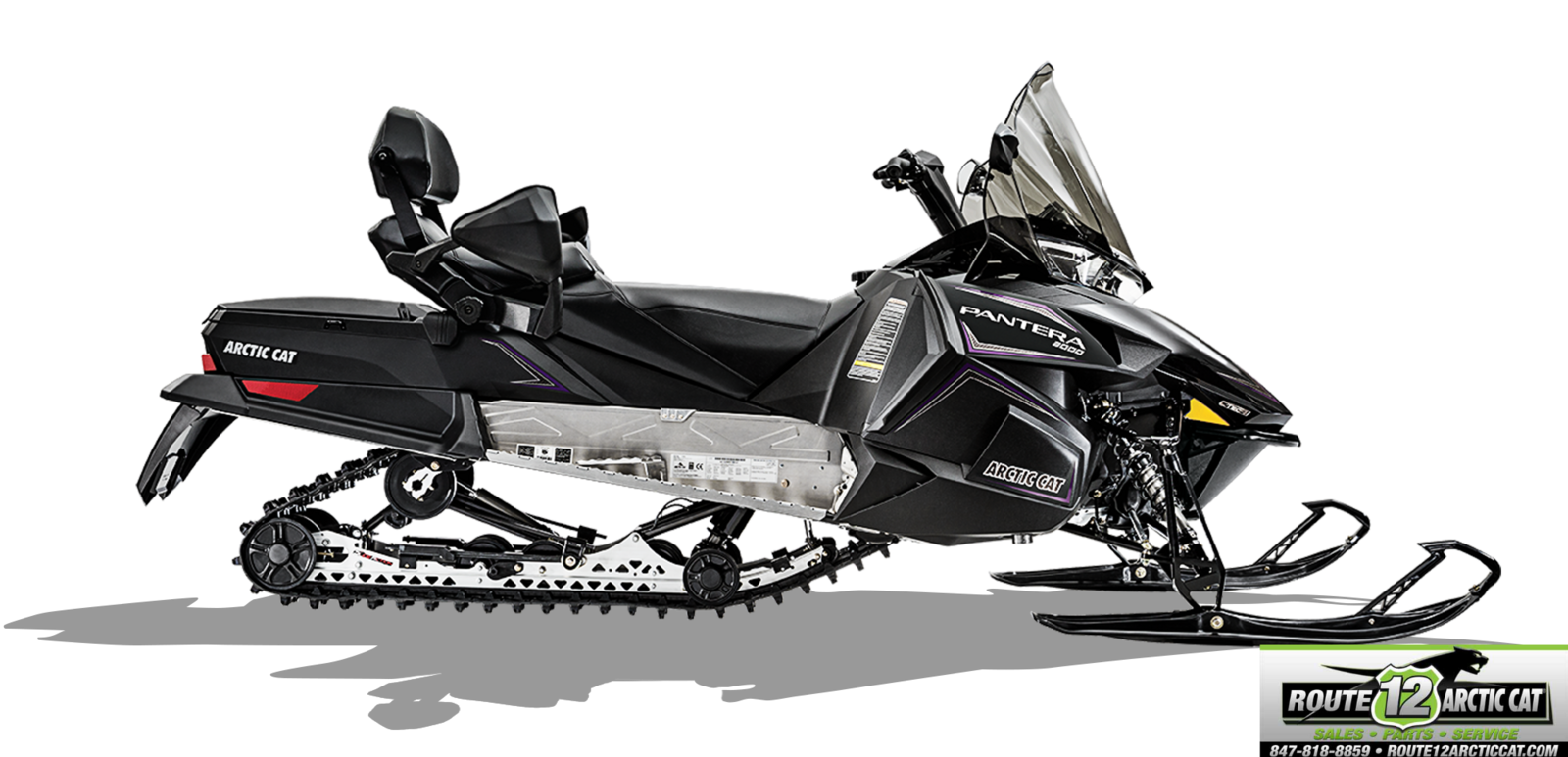 2017 Arctic Cat PANTERA 3000 for sale in Arlington Heights IL