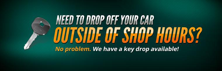 Weber Tires has a key drop available for your convenience! Click here to contact us for tires in Madison wi area