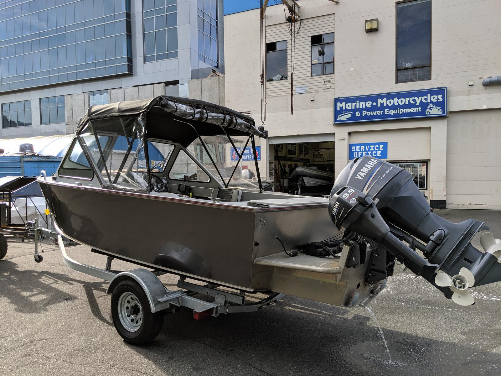 2011 Hewes 180 Sea Runner for sale in Victoria, BC  SG Power