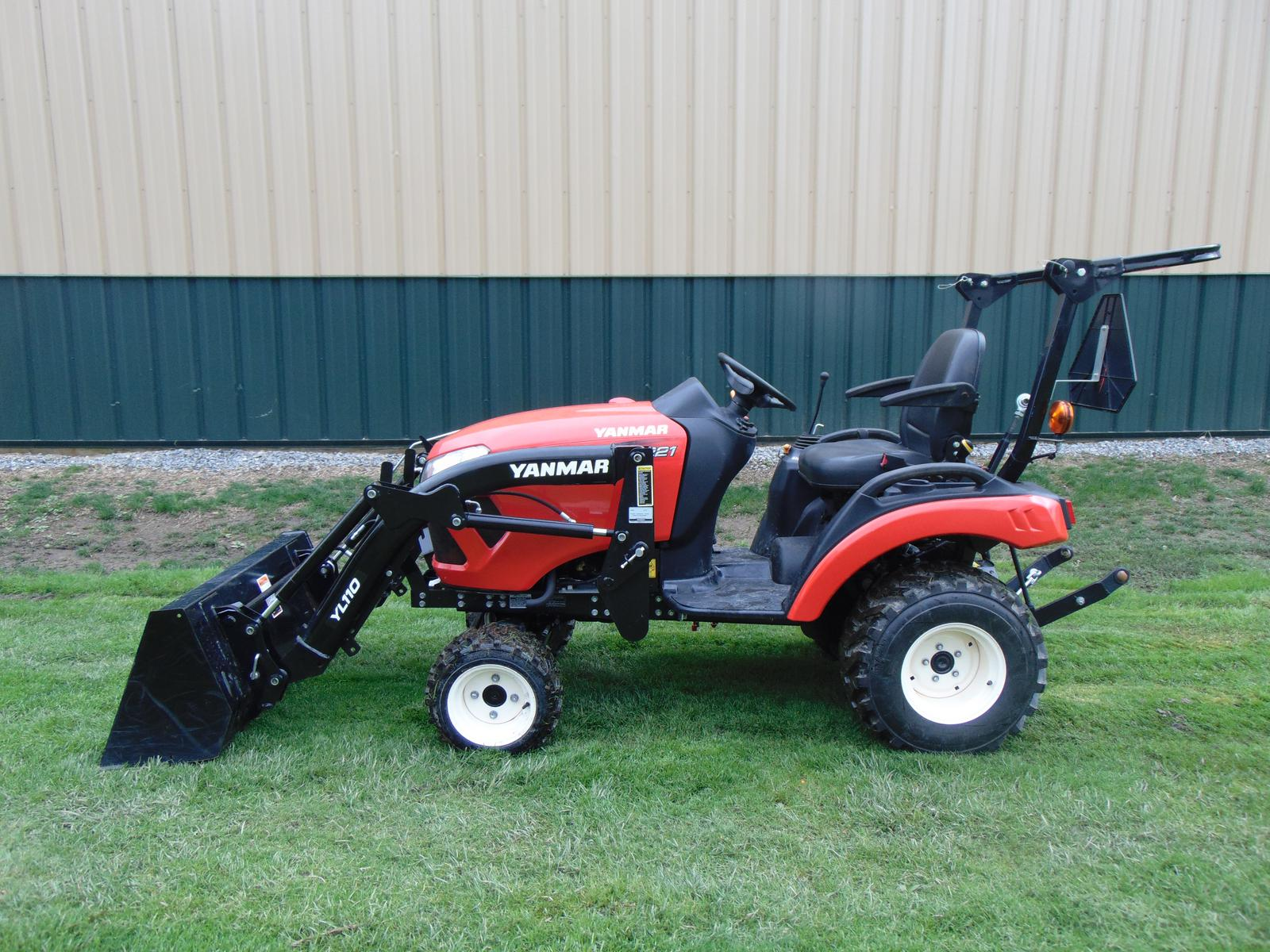 Inventory from Yanmar USA and Yard-Man Martin's Outdoor