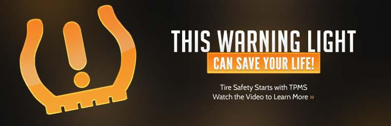 Tire Safety Starts with TPMS: Watch the video to learn more.