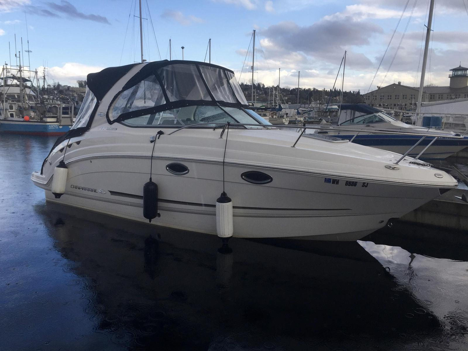Inventory from Chaparral Rockingham Marine