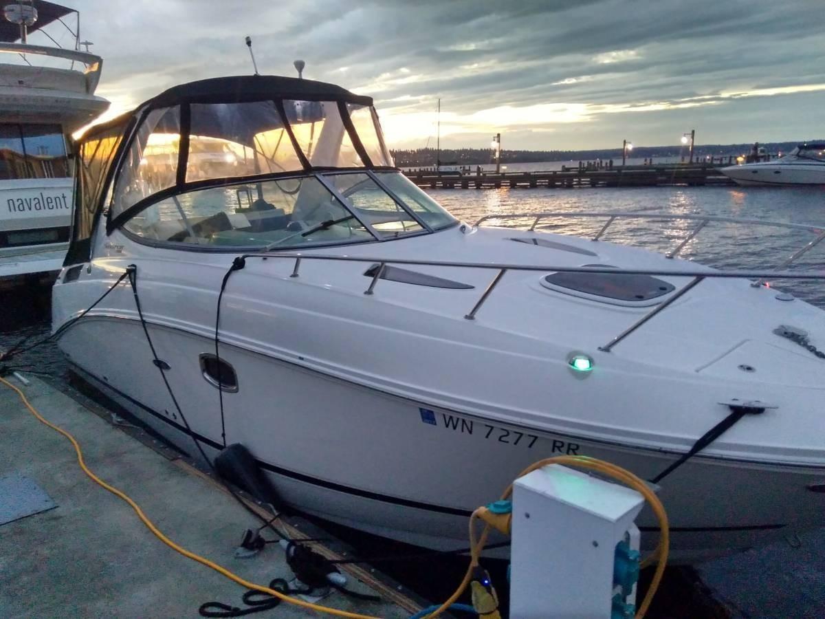 2010 Sea Ray Sundancer 260