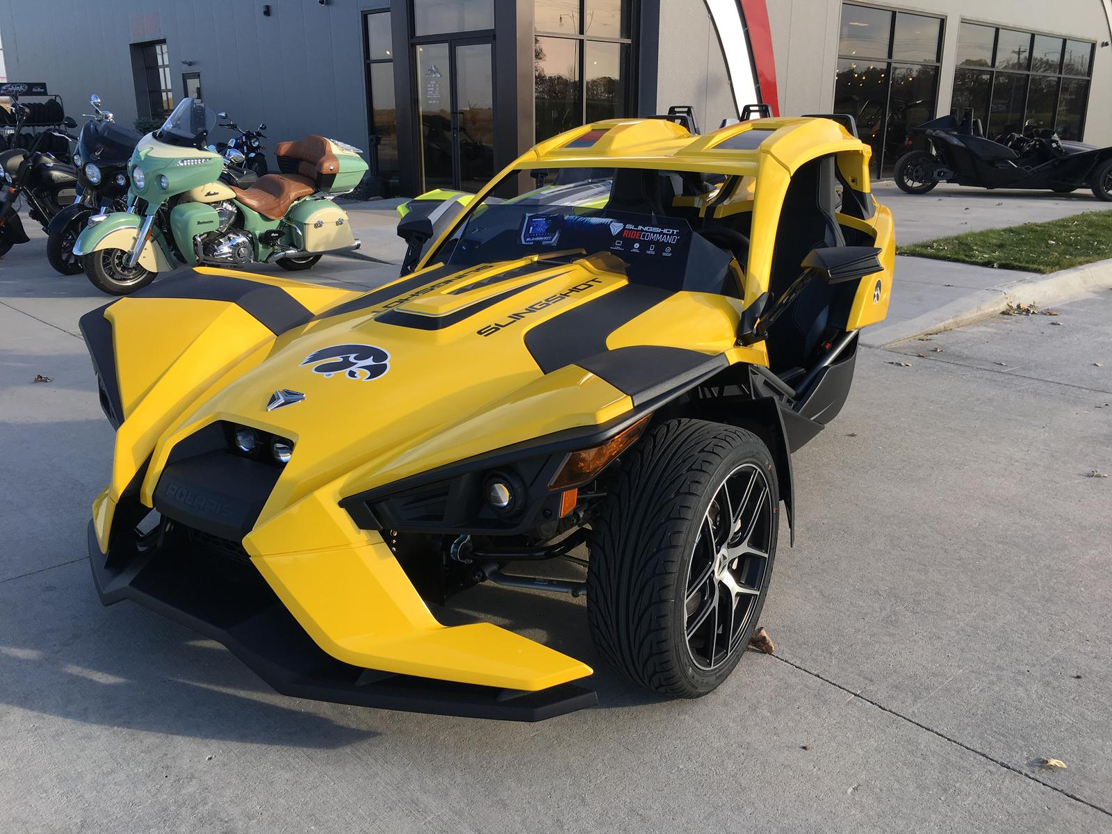2018 Slingshot >> 2018 Slingshot Slingshot Sl Icon 49 St Daytona Yellow For Sale In