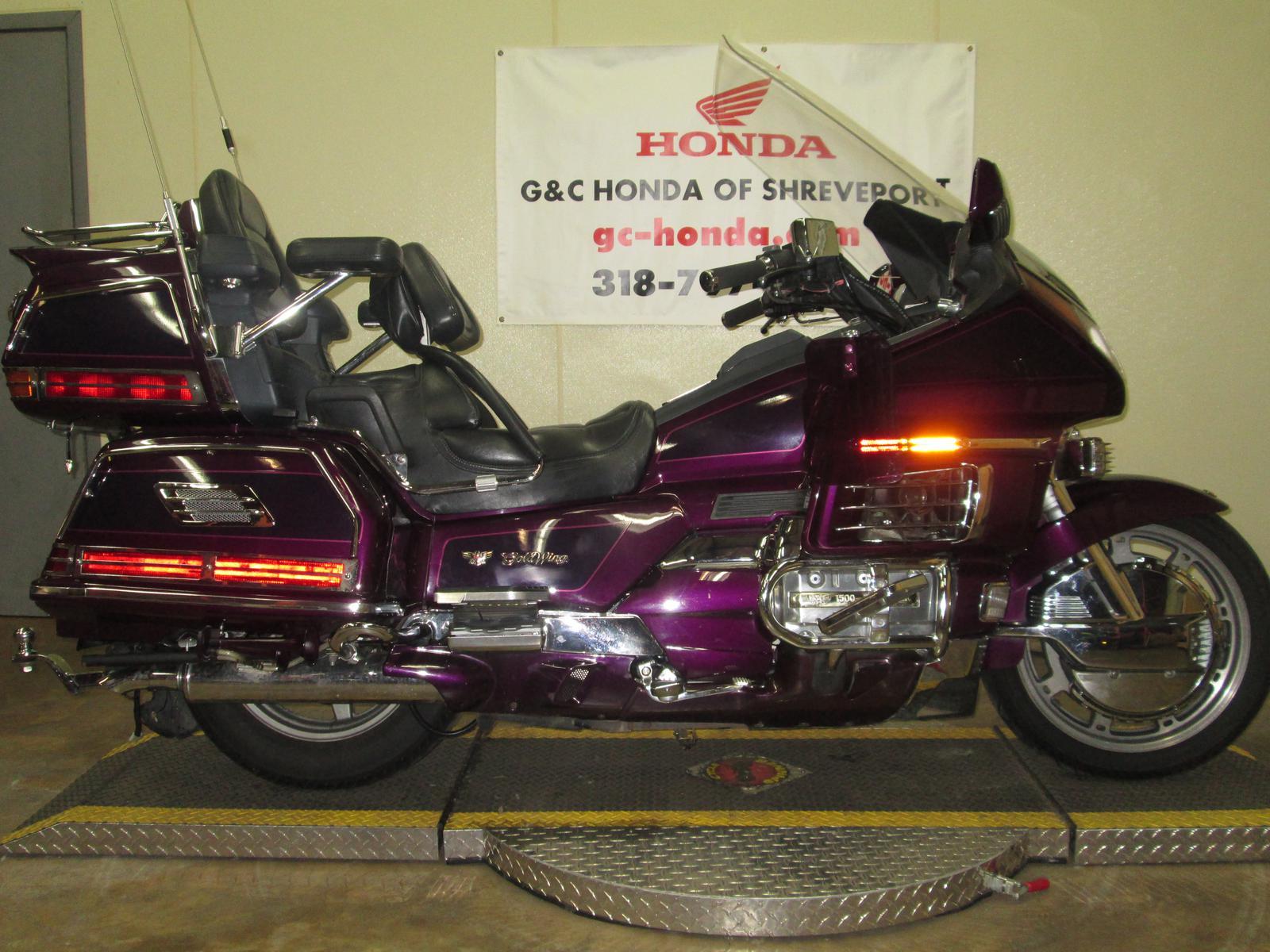 1996 Honda GL1500 for sale in Shreveport, LA. G&C Honda of ...
