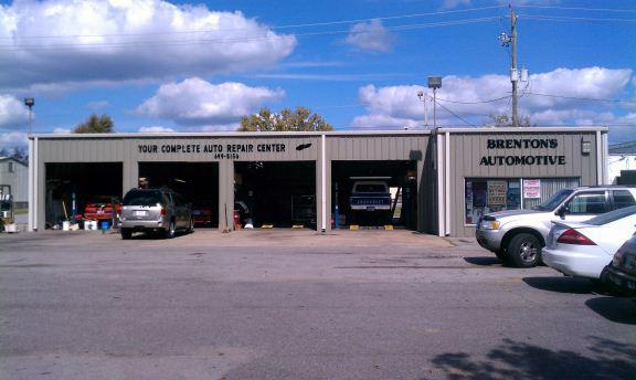 Brenton Automotive in Leeds, Alabama.