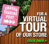 For a Virtual Tour of our Store Click Here.