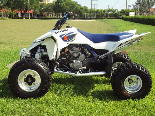 2008 Suzuki LTR450 for sale in Miami, FL | MasMotoSports (305) 994-9494