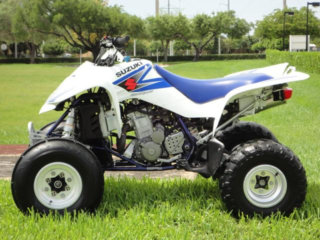2006 suzuki ltz400 for sale in miami, fl | masmotosports (305) 994