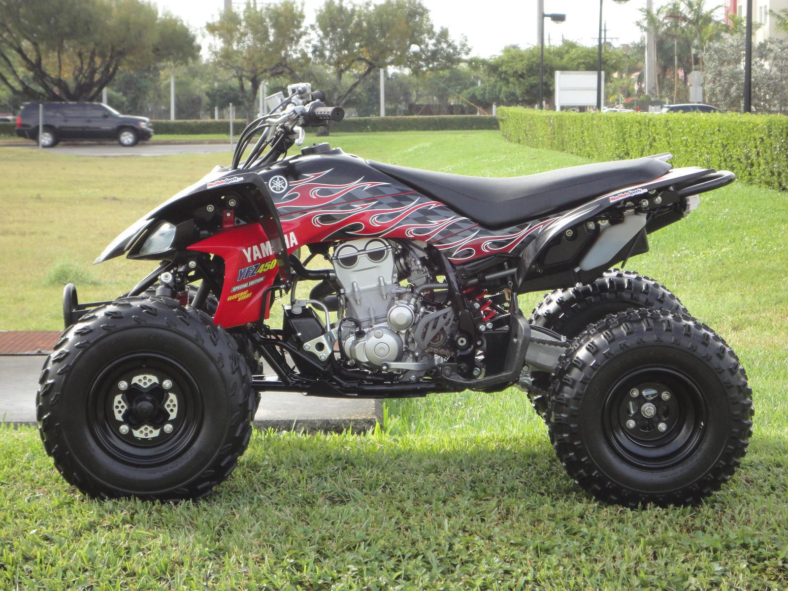2012 yamaha yfz450 for sale in miami fl masmotosports 305 994 9494