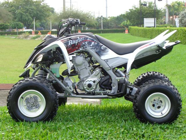 2013 Yamaha Raptor 700 SE For Sale In Miami FL
