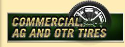 Commercial, AG and OTR Tires