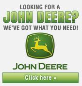 Looking for a John Deere? We've got what you need!