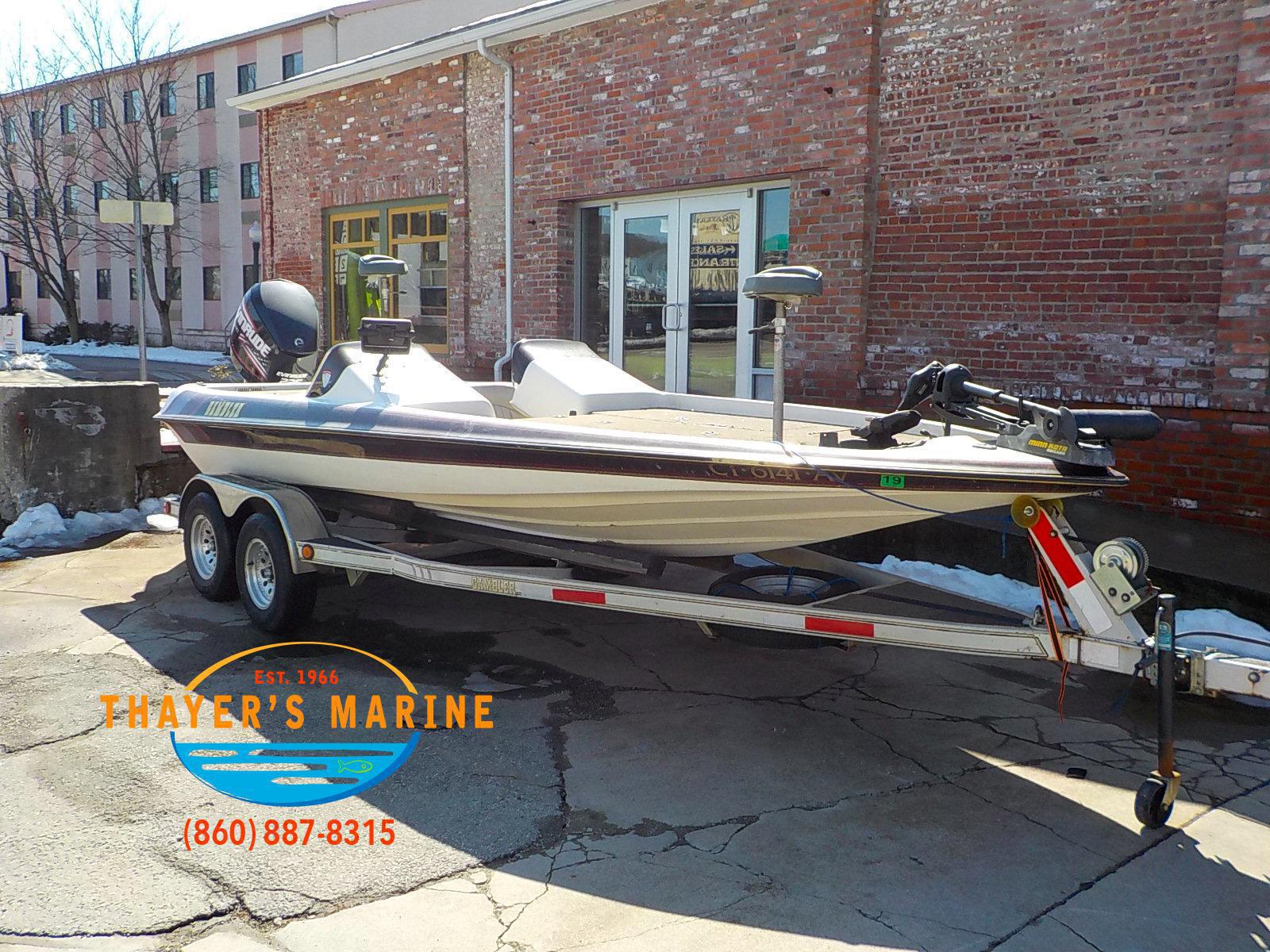 2002, 1995 and 2018 Inventory Thayer's Marine Inc  Norwich