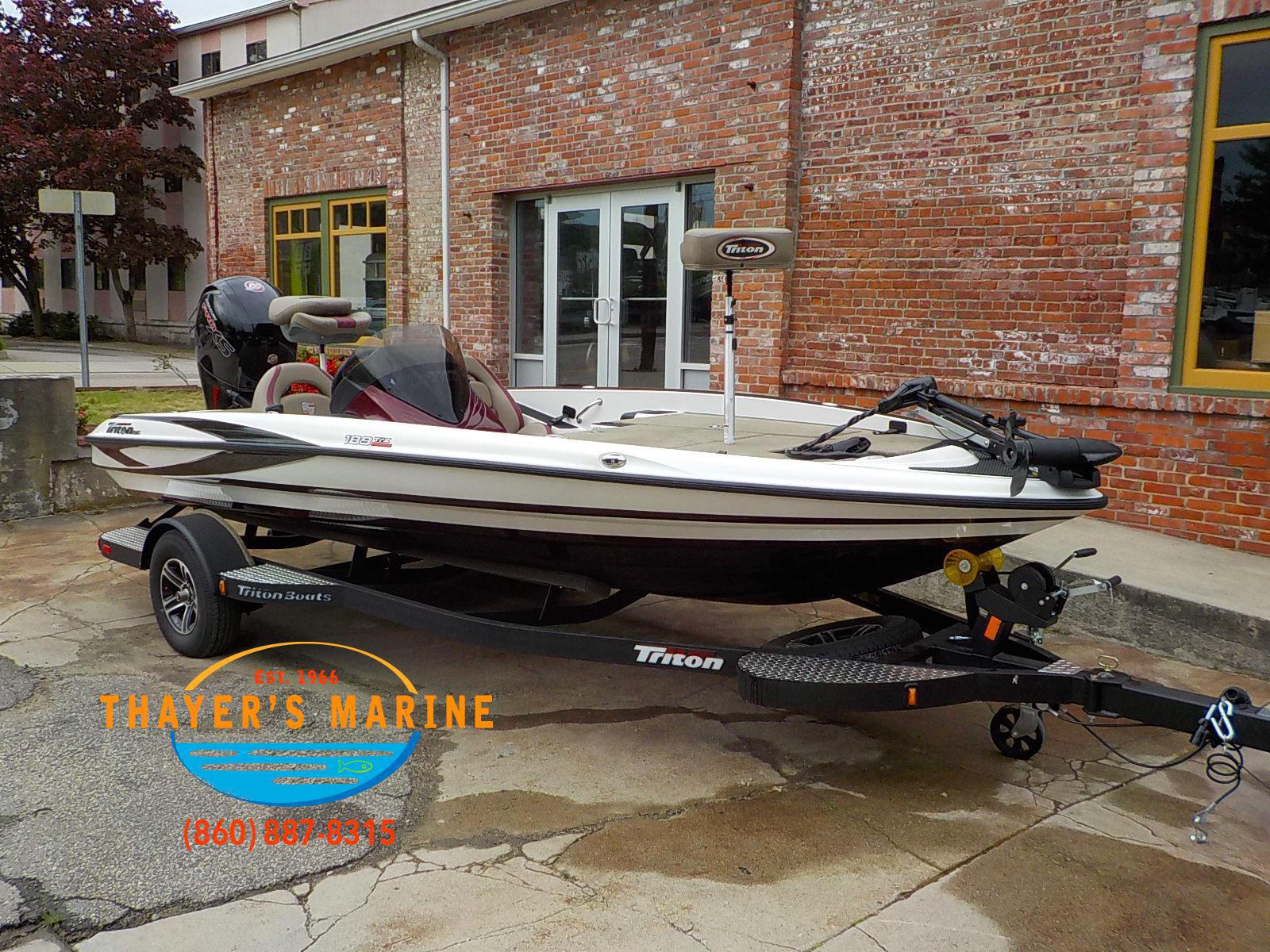 Inventory from Pro Craft and Triton Boats Thayer's Marine