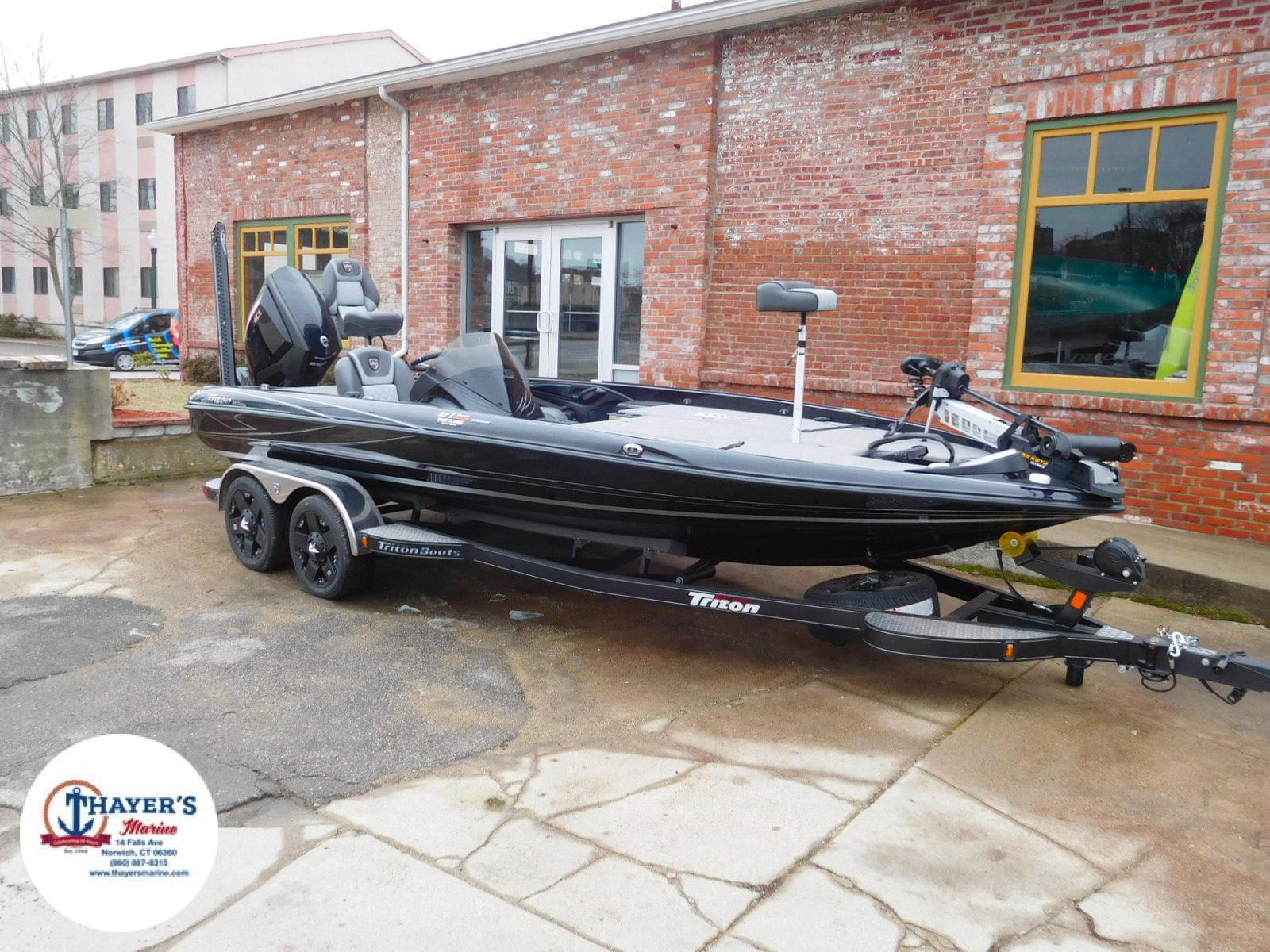 2018 Triton Boats 21TRX