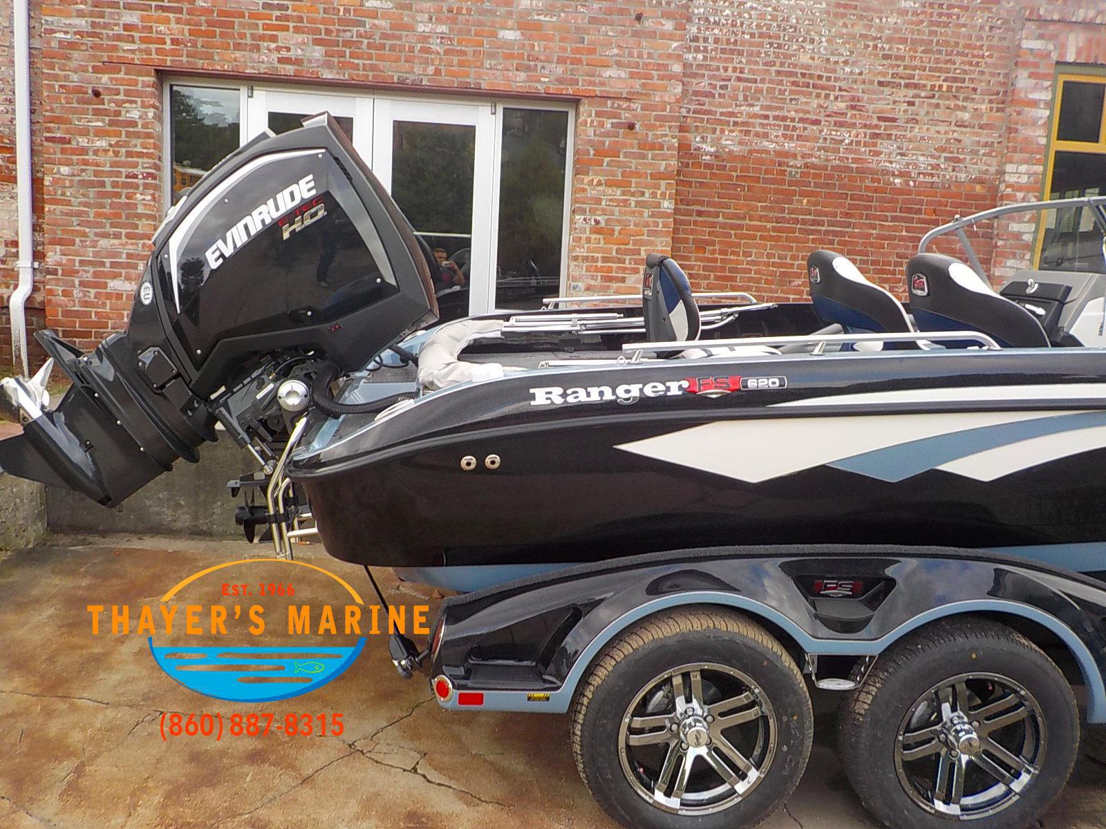 2019 Ranger 620FS for sale in Norwich, CT  Thayer's Marine