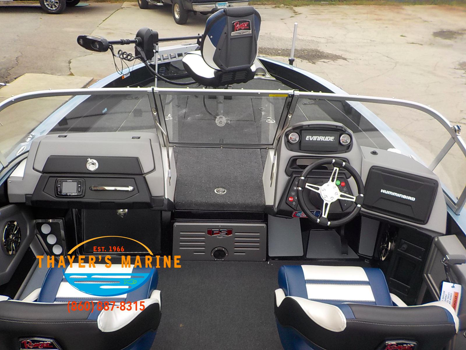 2019 Ranger 620FS for sale in Norwich, CT  Thayer's Marine Inc