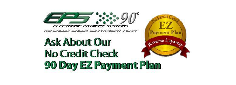 Contact us for more information on our EZ Payment Plan!