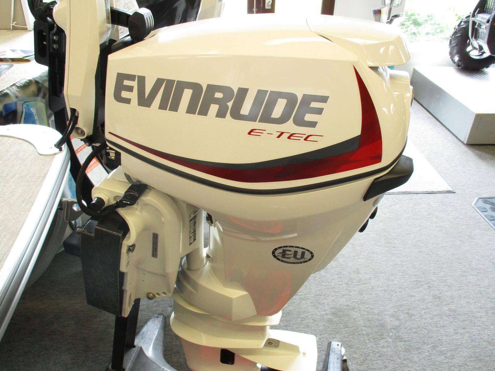 25 Hp Evinrude For Sale >> 2019 Evinrude 25 Hp E25dtsl White