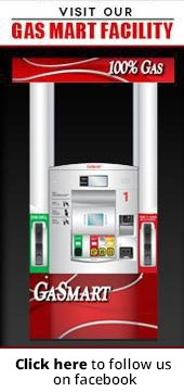 Visit our new Gas Mart facility.