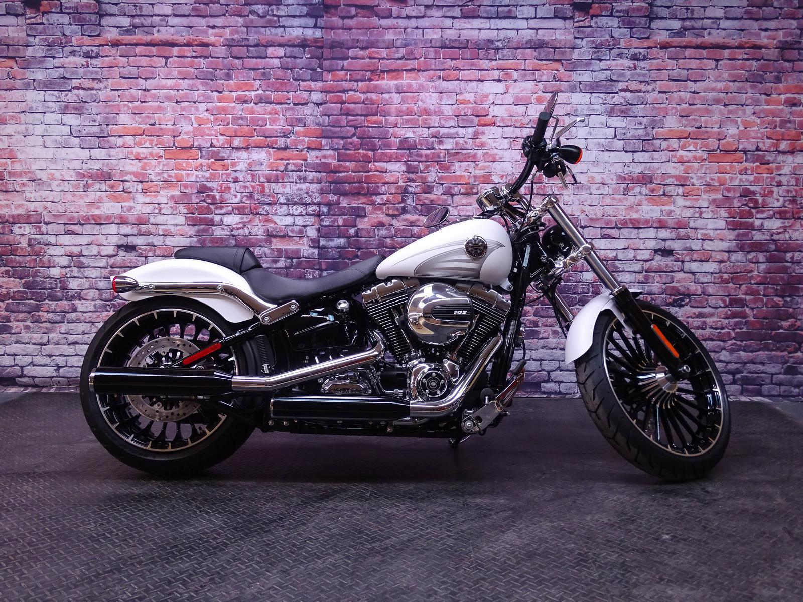 2017 harley-davidson® breakout fxsb for sale in manitowoc, wi