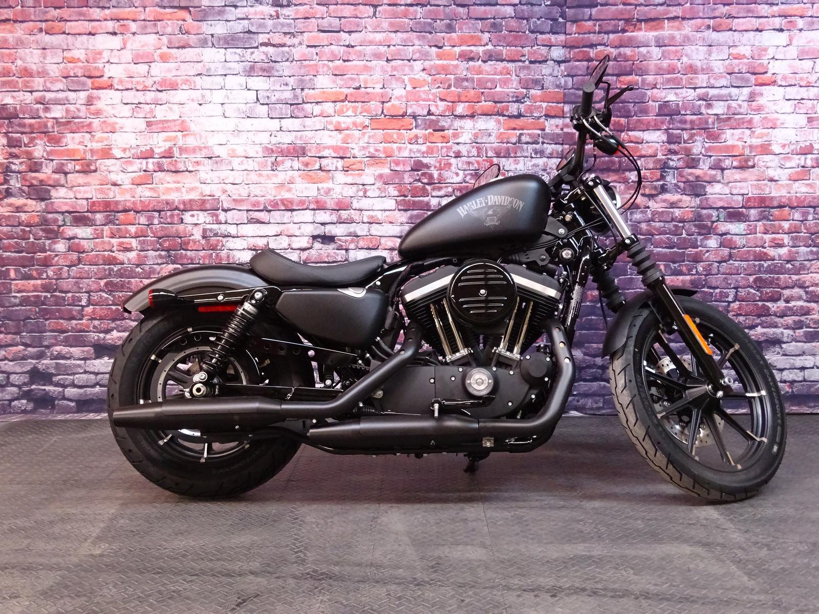 2017 harley-davidson® iron 883 for sale in manitowoc, wi | harbor