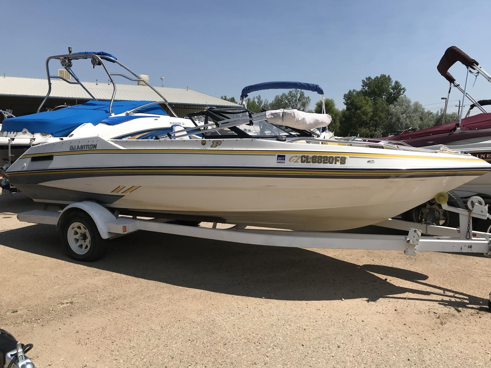 1990 Glastron 195 For Sale In Fort Collins CO Island Lake Marine