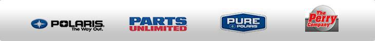 We carry products from Polaris, Parts Unlimited, Pure Polaris, and The Perry Company.