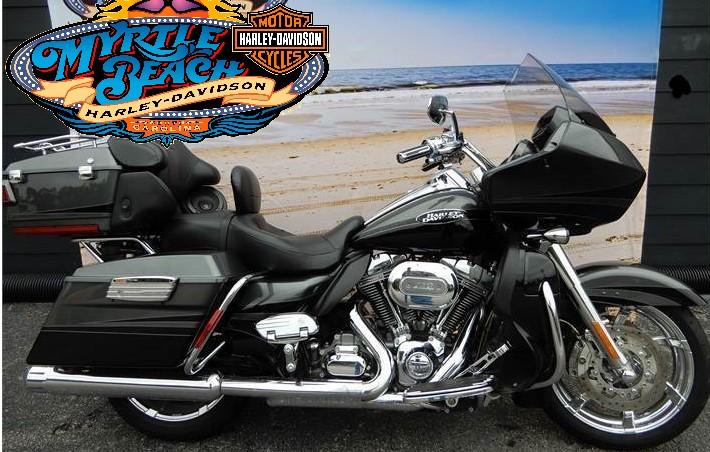 2011 Harley Davidson Road Glide Cvo Ultra For Sale In Myrtle