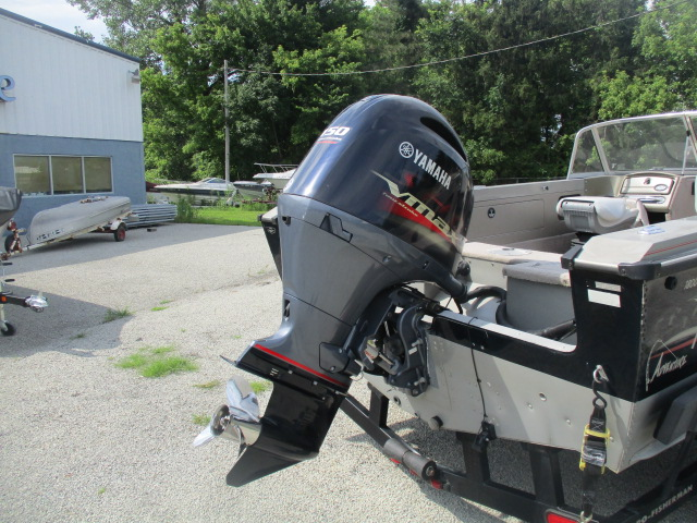 2002 Lund 1800 FISHERMAN for sale in Lewis Center, OH