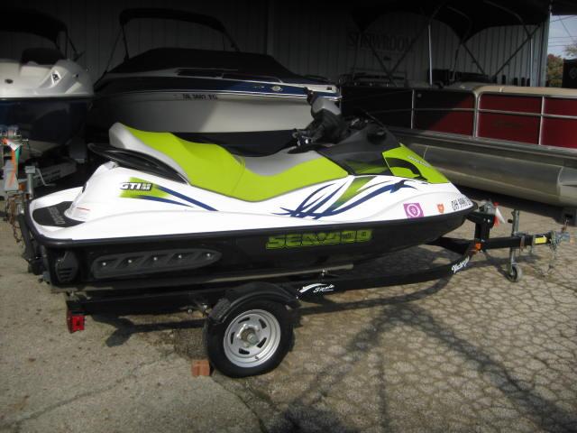 2008 SEA DOO PWC GTI SE  **REDUCED** for sale