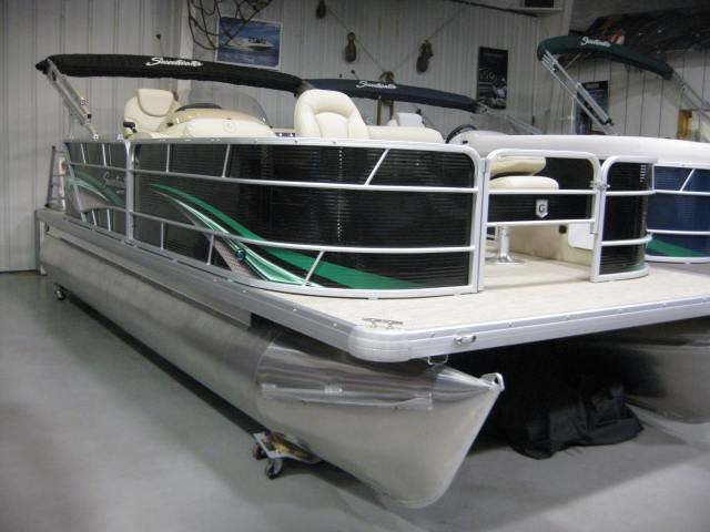 2017 SWEETWATER 2086 CRUISE for sale
