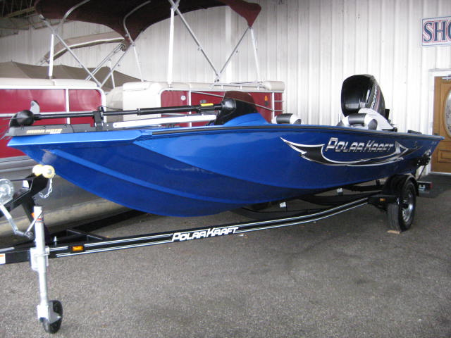 2017 POLAR KRAFT BATX 175 PRO for sale