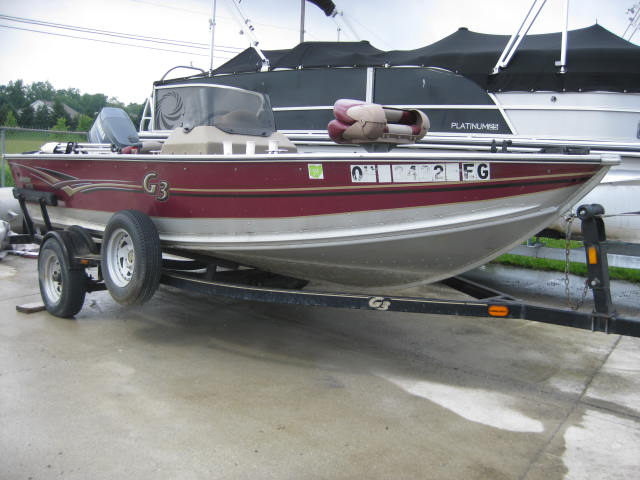 2003 G3 BOATS ANGLER V170 C for sale