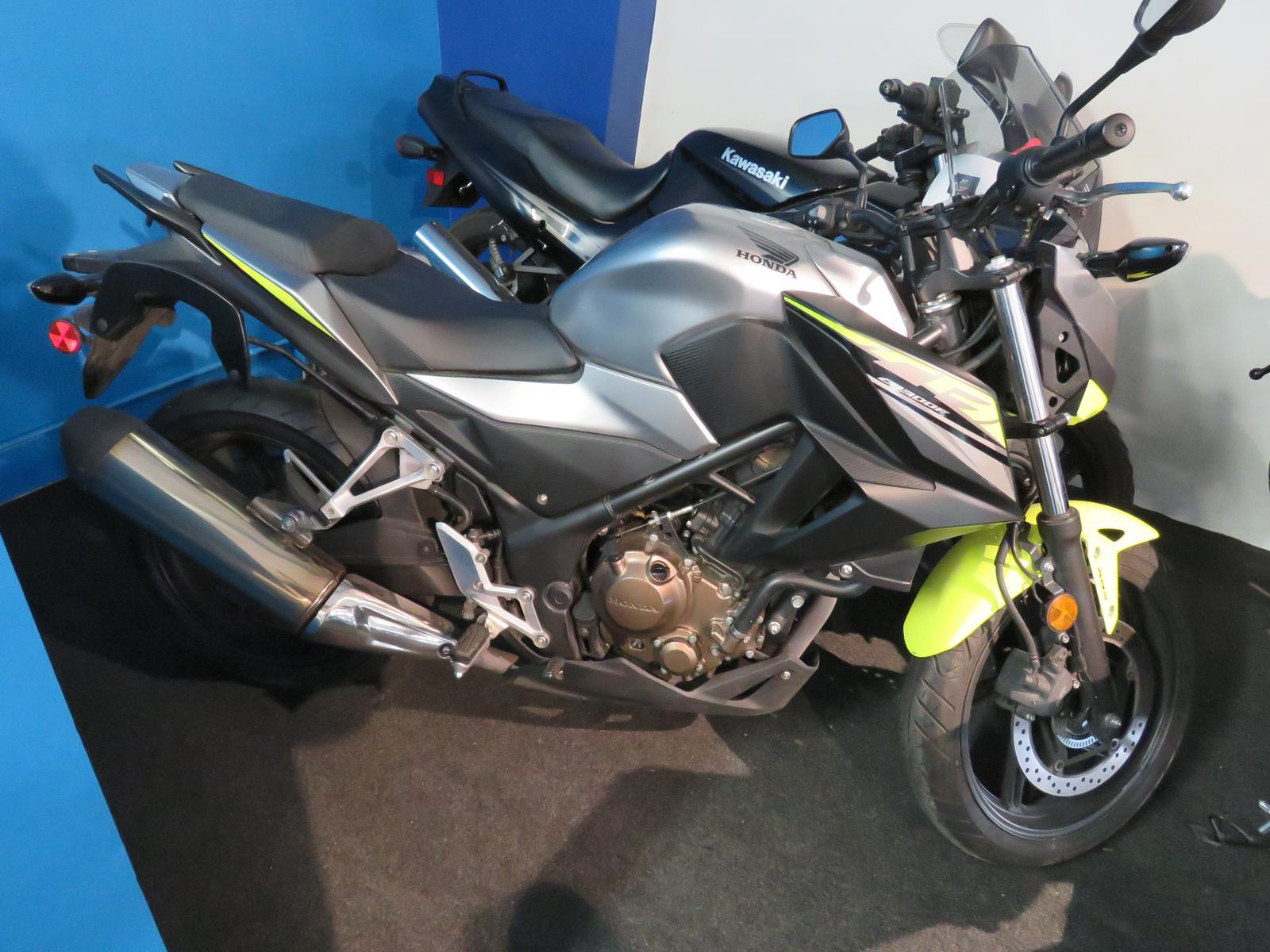 2017 Honda CB300FA Matte Silver for sale in Iowa City IA