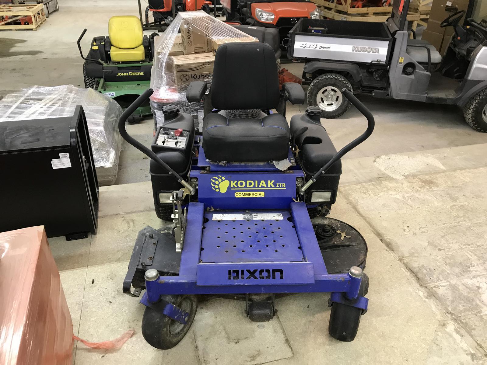 2008 Dixon Lawn Mowers Kodiak® ZTR® 52 w/Kawasaki 21 hp for