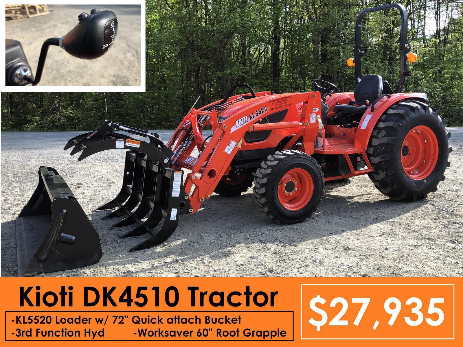 KIOTI Tractor Filters Model PX9530 ALL KIOTI