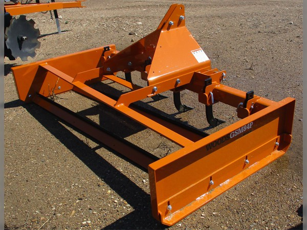 Inventory from US Cargo and Woods Orchard Hill Farm Equipment