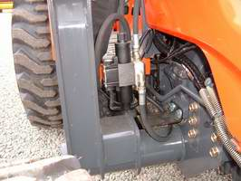 WR Long W R Long Electric Front Hydraulics Installed