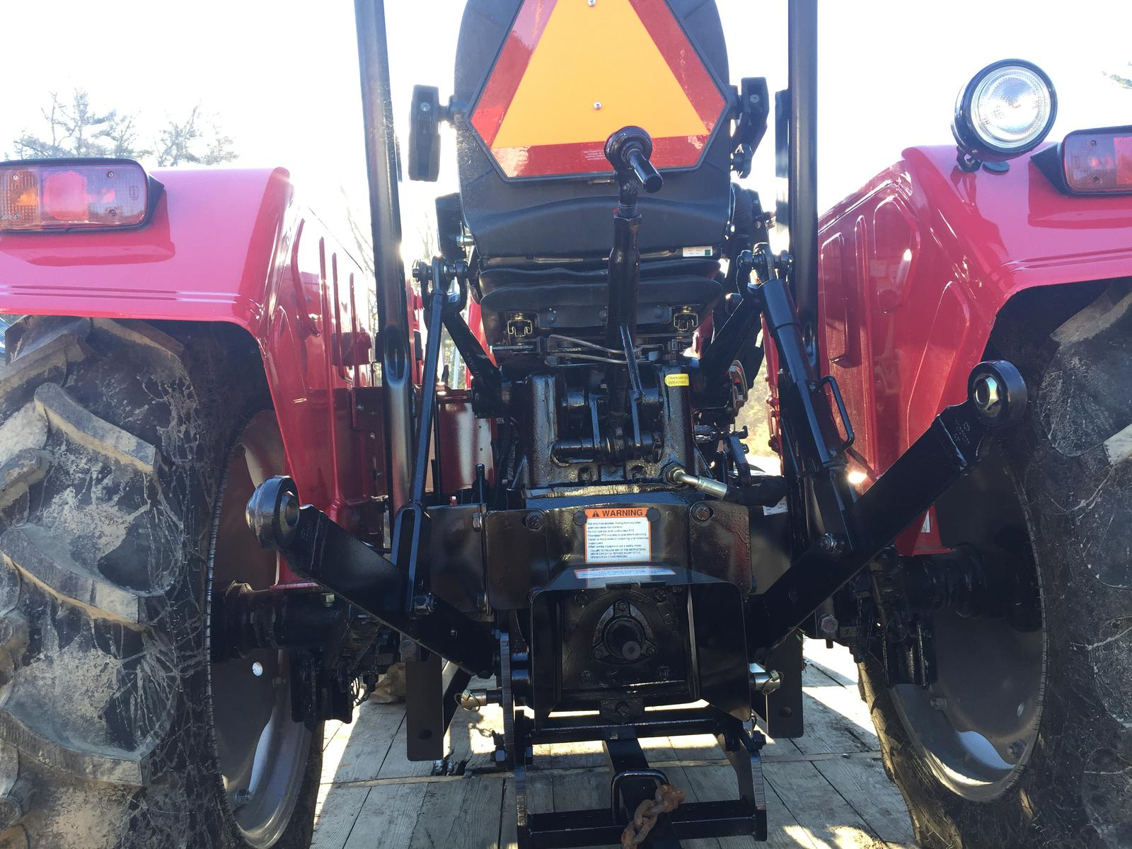 Mahindra 4540 4x4 Tractor w/ Loader for sale in Belchertown